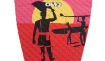 OAM - Endless Summer - Longboard Traction Pad