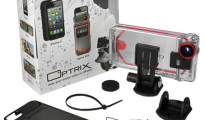 Optrix XD5 case for iPhone 5, 5S, 5C