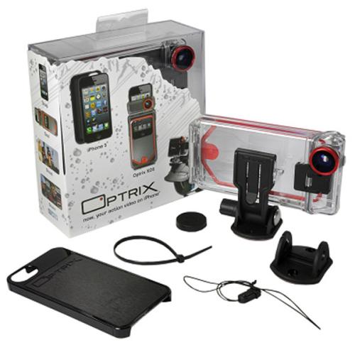 Optrix XD5 case for iPhone 5, 5S, 5C