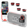 Optrix PhotoProX case for iPhone 5, 5S, 5C