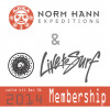 Norm Hann Expedition X Live To Surf Annual Membership