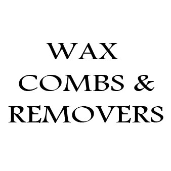 Wax, Combs & Removers